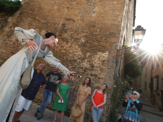 La Belle Sarladaise , visite insolite de Sarlat