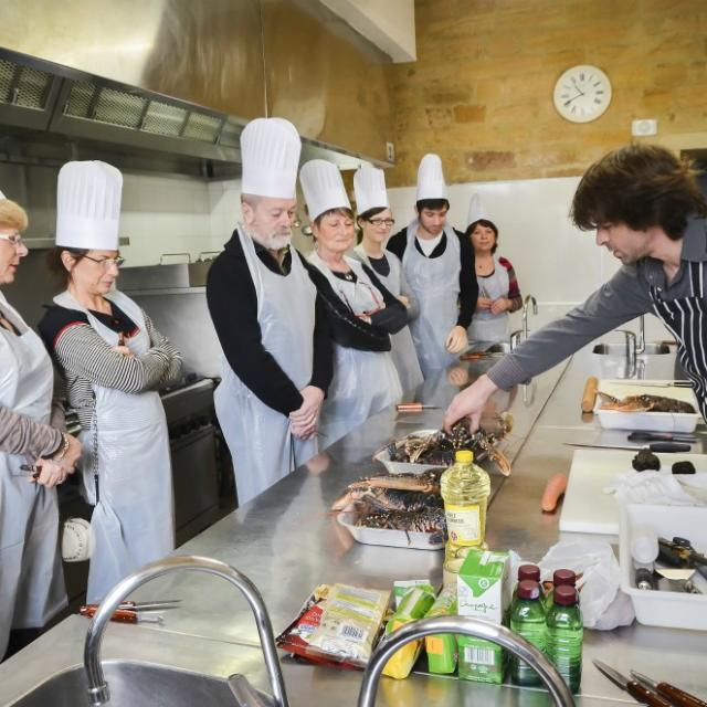 Fête de la Truffe_stage culinaire