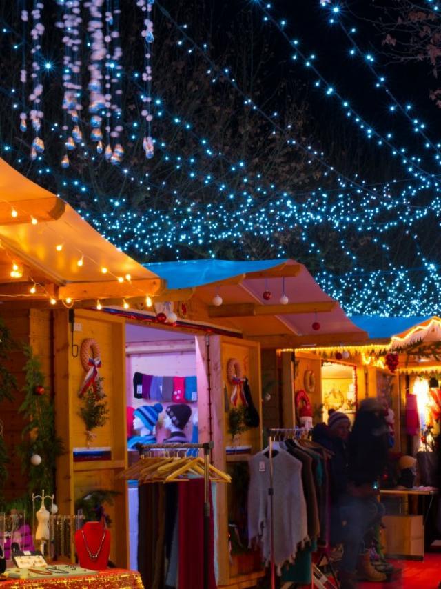 Marché de Noël à Sarlat