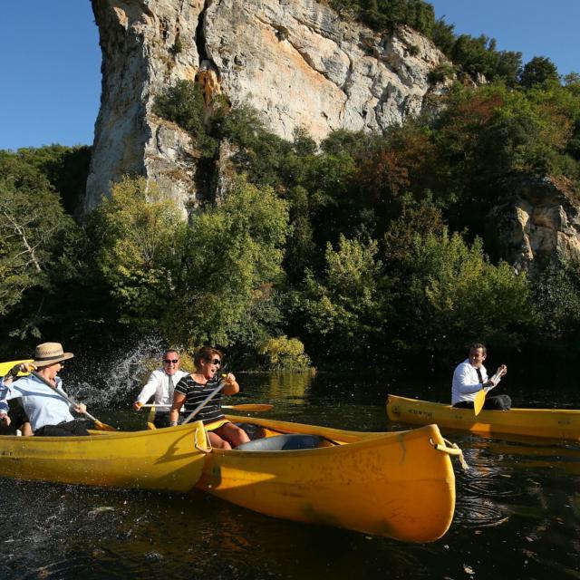 Cohésion d'équipe à Sarlat - Tourisme d'affaires