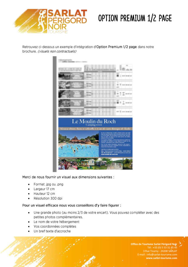 Option Premium Demi Quart Page Page 1