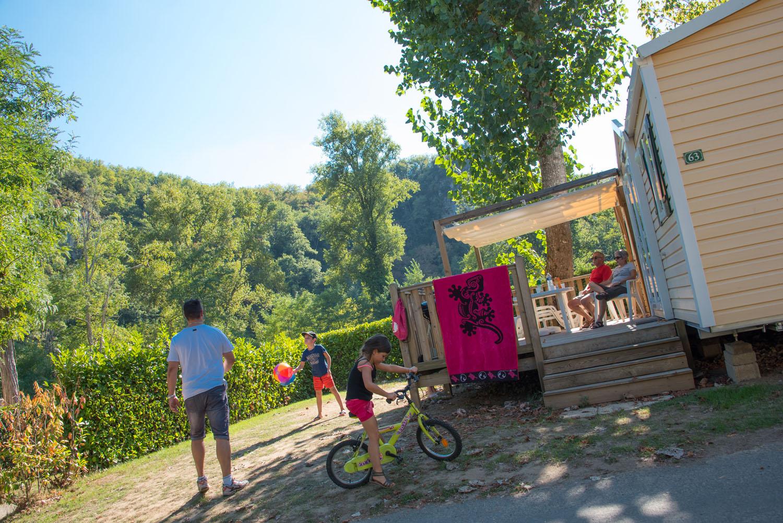 Campingplätze in Sarlat und im Schwarzen Périgord