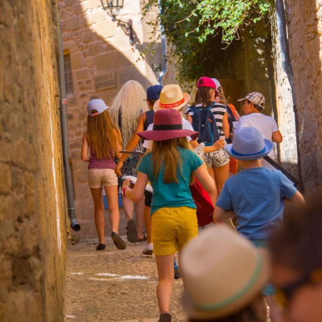 Visites de Sarlat pour groupes scolaires