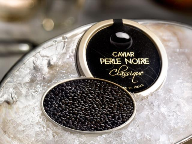 Caviar Perle Noir