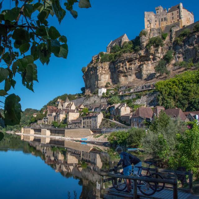 Village et château de Beynac