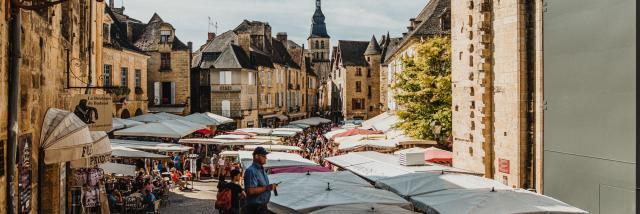 Tourisme Dordogne Sarlat Été 07