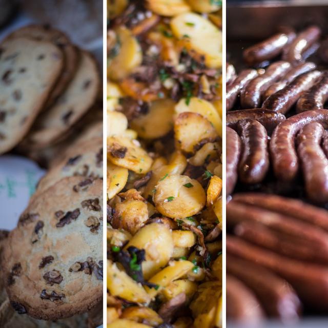 Journées du gout et de la Gastronomie Sarlat
