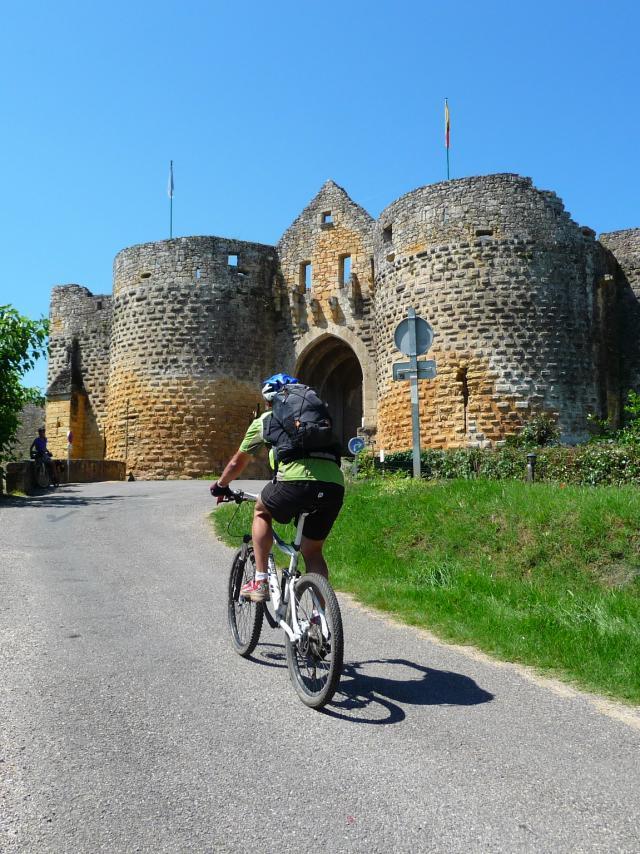 Chasse au trésor à vélo