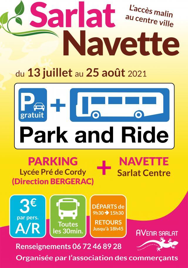 Bat Affiche 120x176 Sarlat Navette 2021