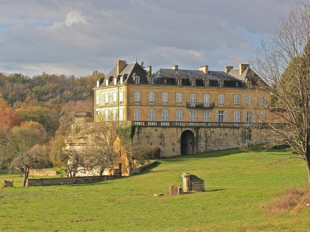Chateau du Roch à Allas