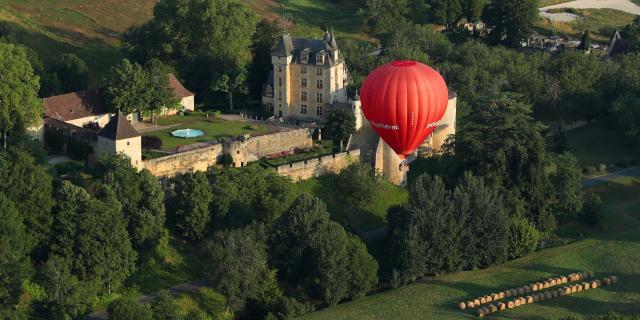 Montgolfieres Vallee Dordogne (86)
