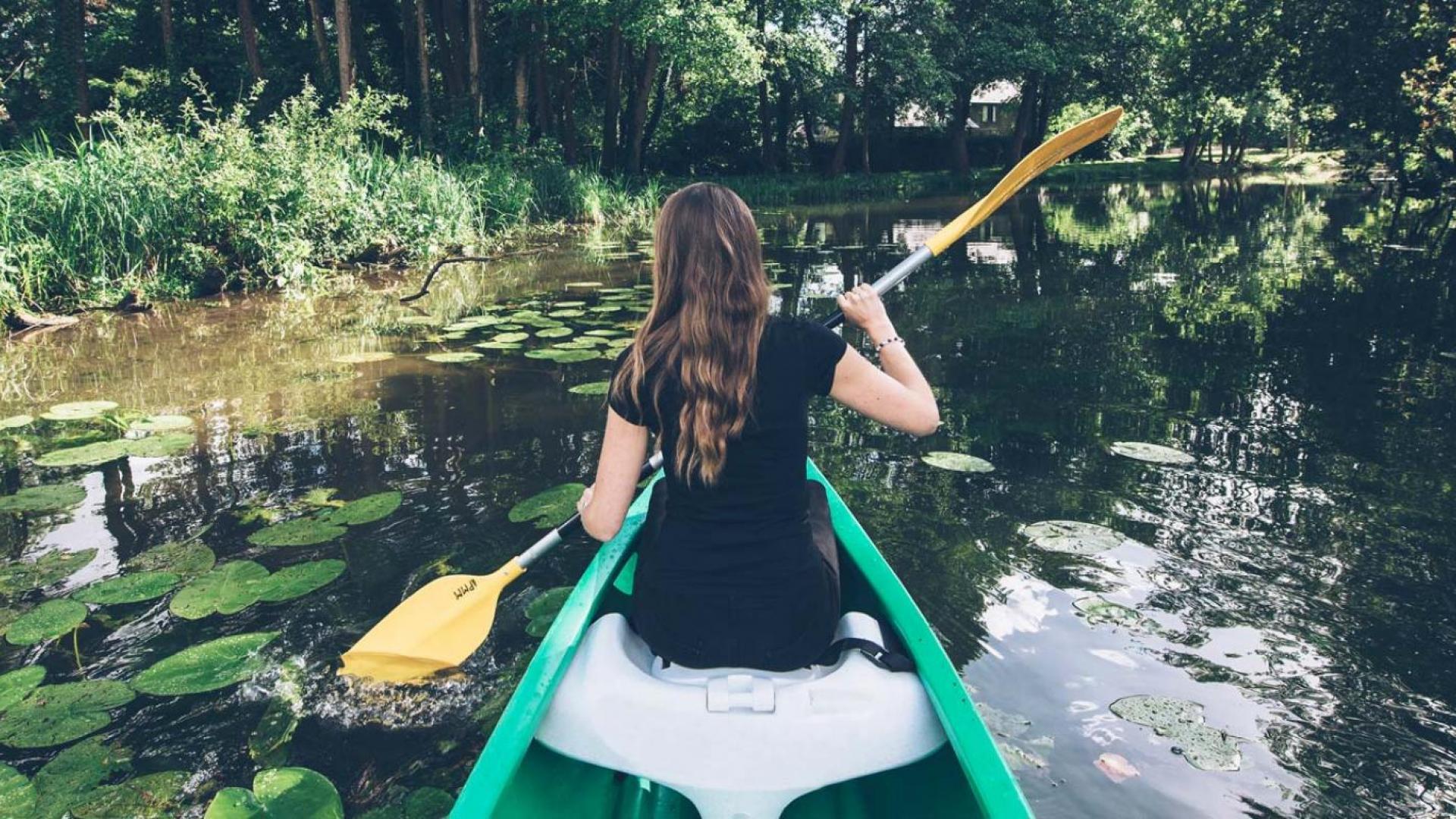 Canoe Kayak, Eure ©bestjobers, Eure Tourisme