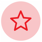 Picto Etoile Rouge 500px
