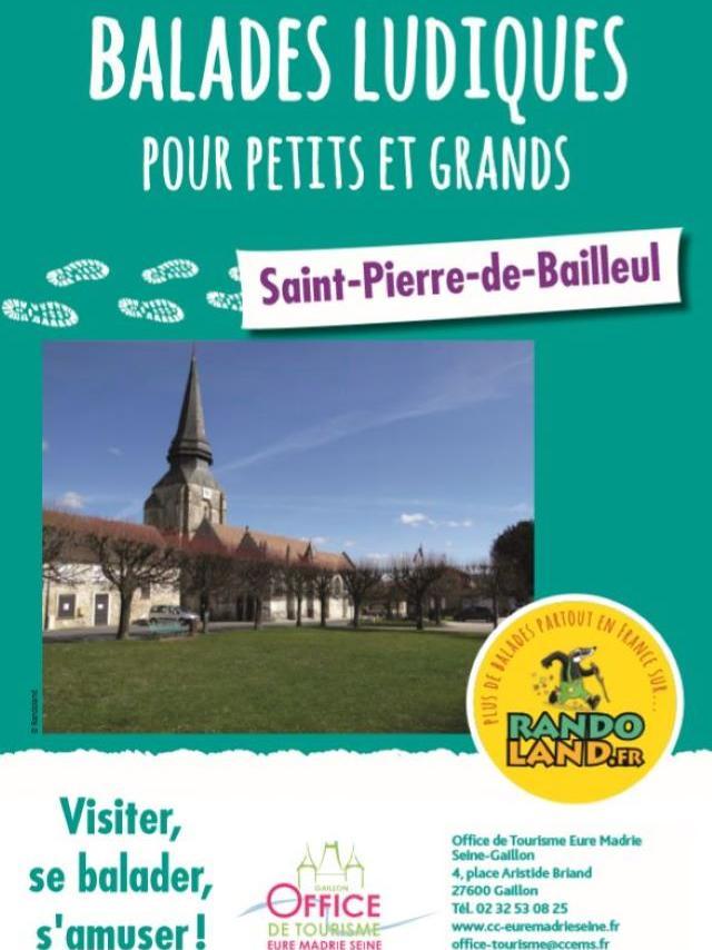 Balade Ludique St Pierre