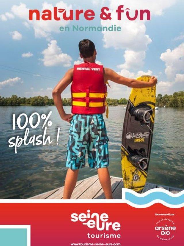 Brochure 100 Splash