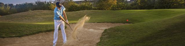 Bunker golf Seine-Eure
