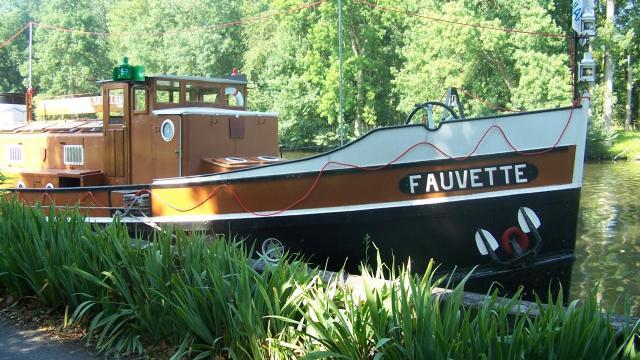 Le Fauvette Musée De La Batellerie (2)