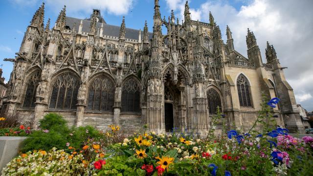 Notre Dame de Louviers