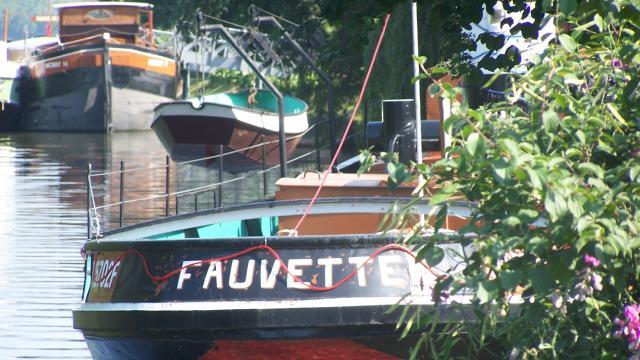 Musée Batellerie Le Fauvette
