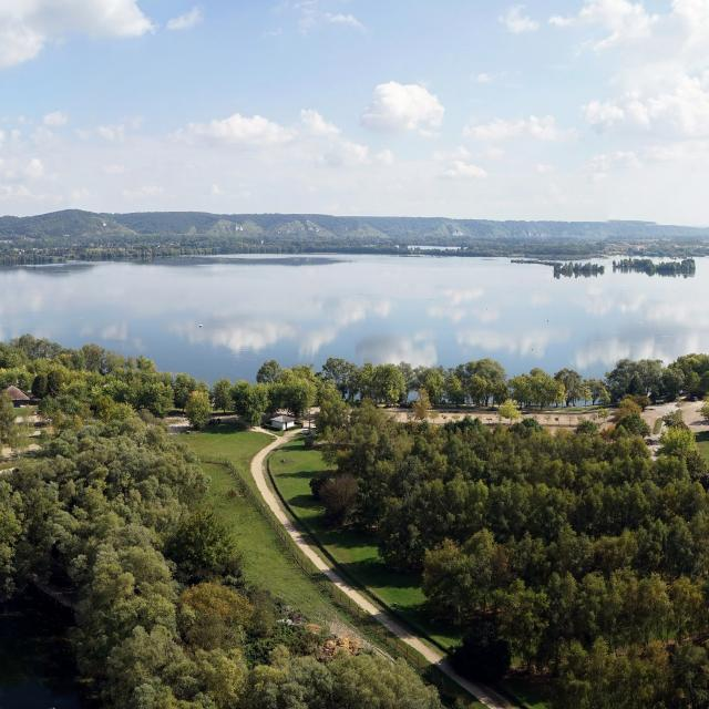 Panorama Parc des Loisirs de lery-poses