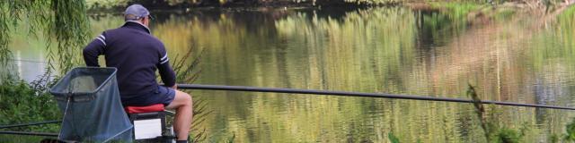Pêche à Criquebeuf Sur Seine ©seine Eure Tourisme