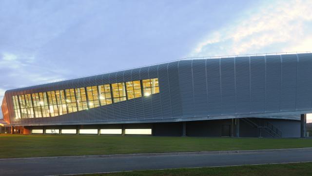 Stade Jesse Owens à Val-de-Reuil