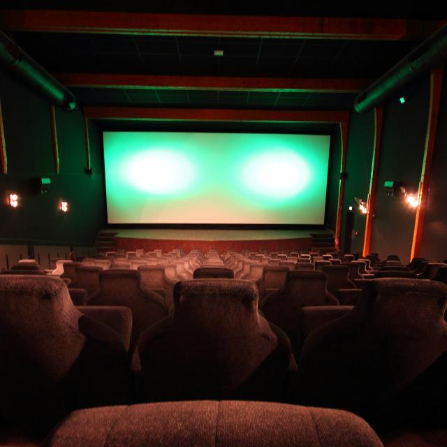 Le cinéma Grand Forum de Louviers