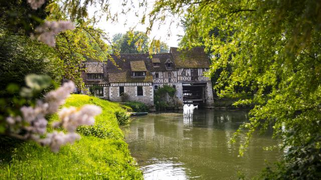 Le Moulin D'andé ©sylvainbachelot