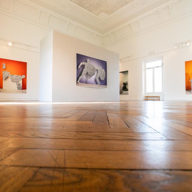 Exposition au musée de Louviers