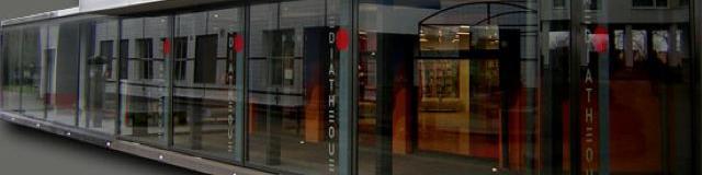 Médiathèque Le Corbusier Val De Reuil