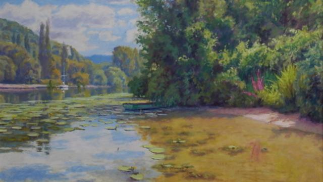 Peinture M. Ratel2 ©michelle Ratel