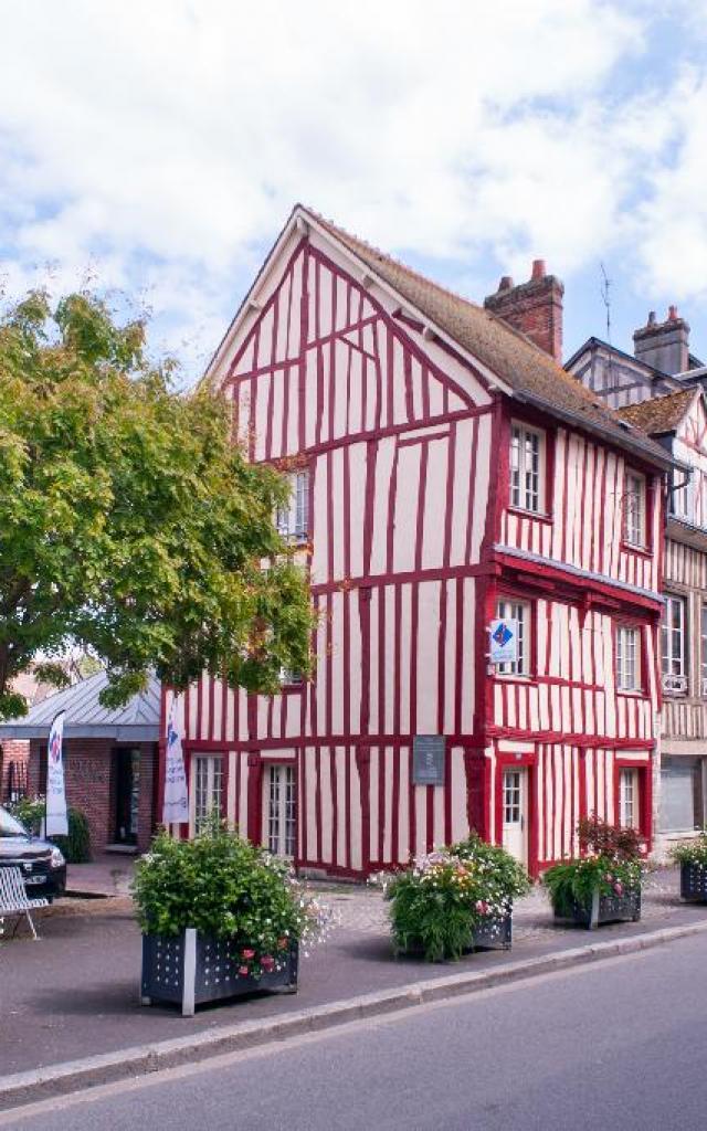 L'POffice de Tourisme de Louviers