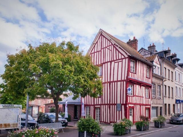 Rendez-vous à l'Office De Tourisme de Louviers