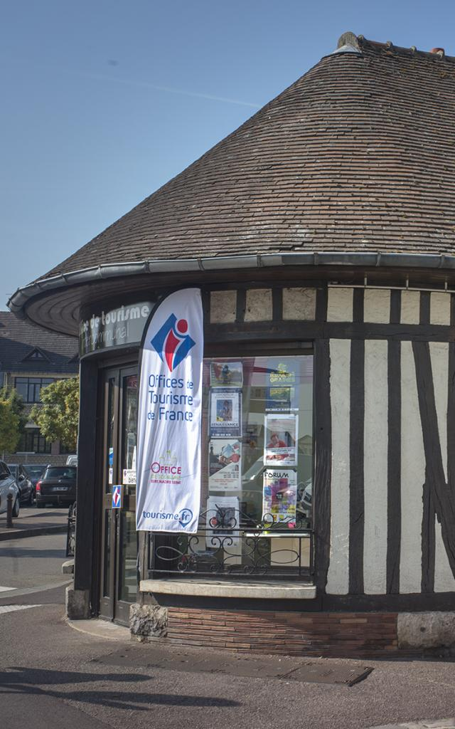 L'Office de Tourisme de Gaillon