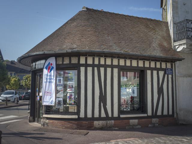 L'Office de Tourisme de Gaillon