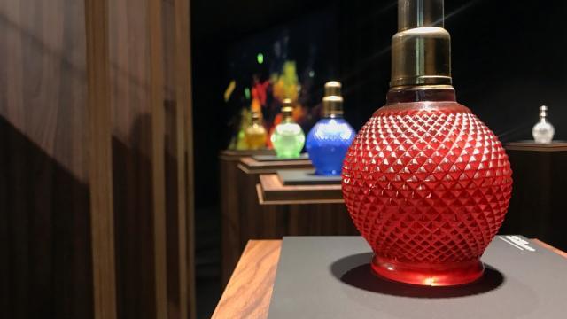 Lampe A Universelle Rouge Maison Berger Paris