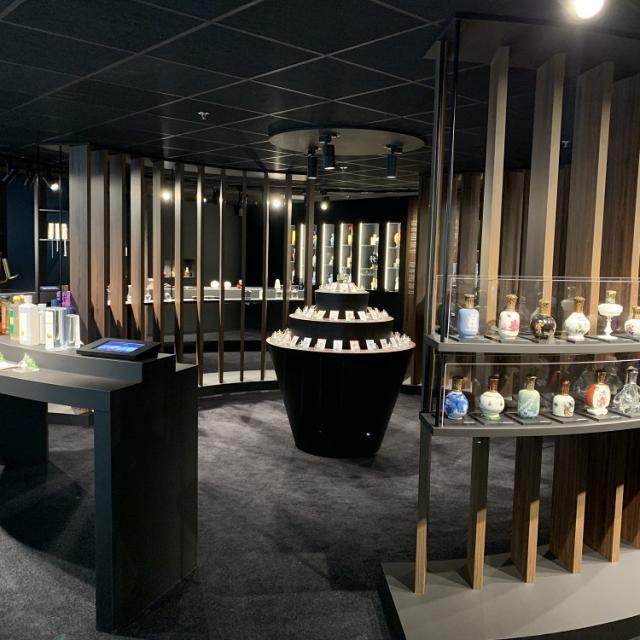 Vue D Ensemble Musee Des Lampes Berger Maison Berger Paris