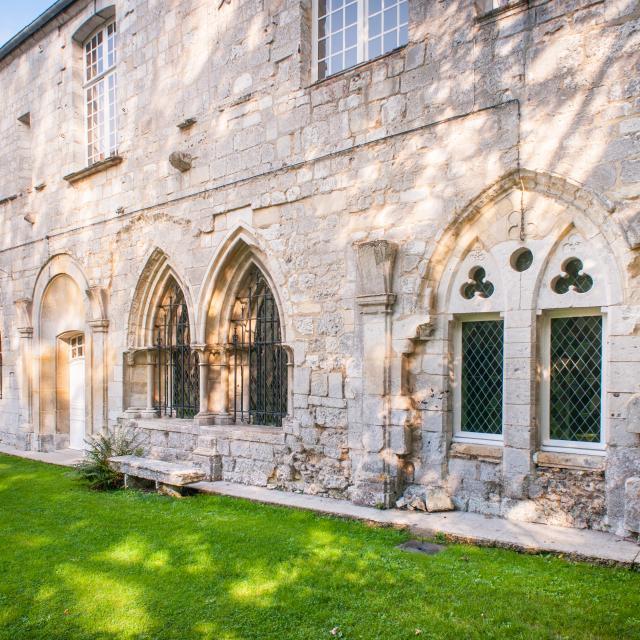 L'abbaye de Bonport