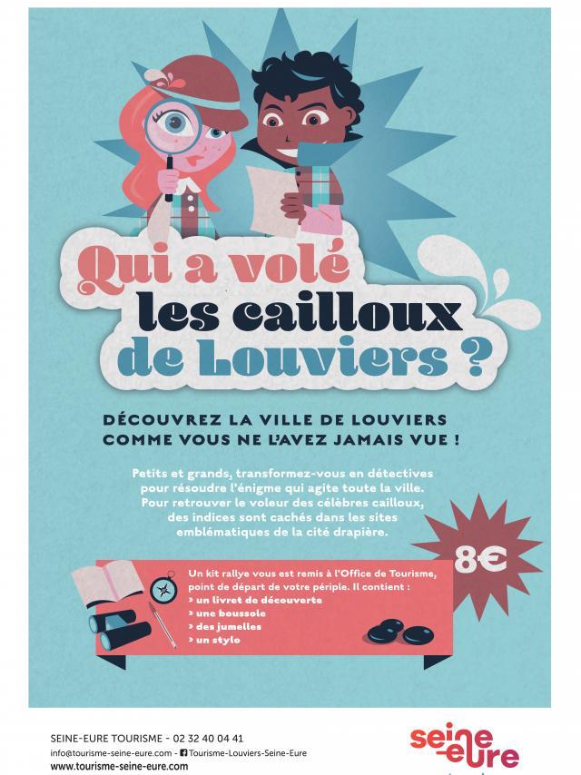 Affiche Cailloux Louviers 120x176 Print Page 0001 (1)
