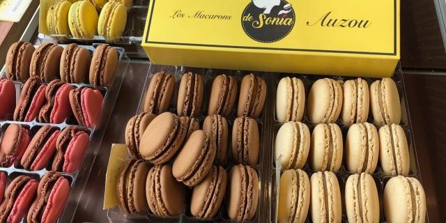 Macarons De Sonia Auzou ©chocolaterie Auzou (1)