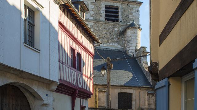 Rue Du Four à Baon Gaillon
