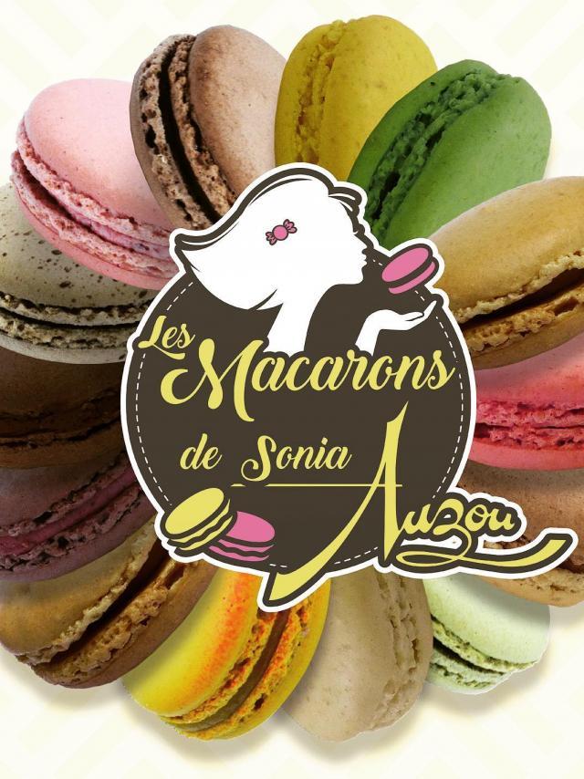 Macarons De Sonia Auzou