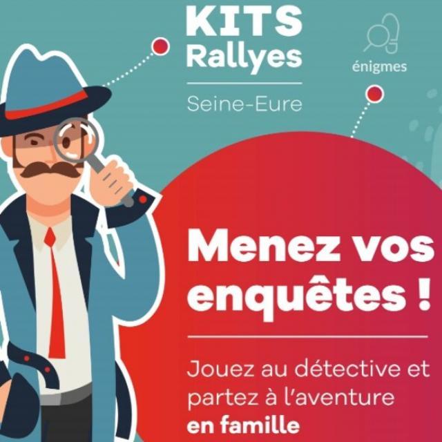 Les Kits Rallyes Seine-Eure