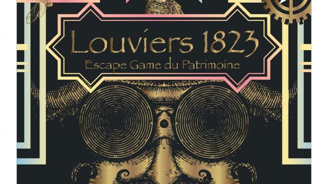Escape Game Louviers1823