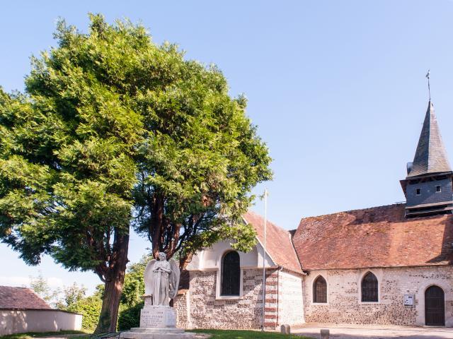 Eglise de saint-pierre-du-vauvray