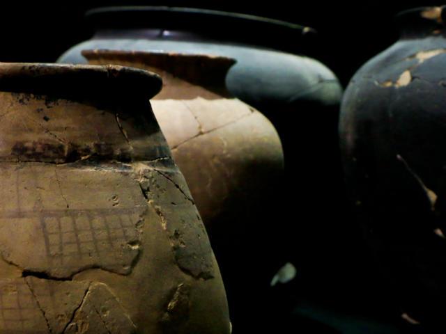 Vases < Salle d'archéologie < Musée Saint-Léger < Soissons