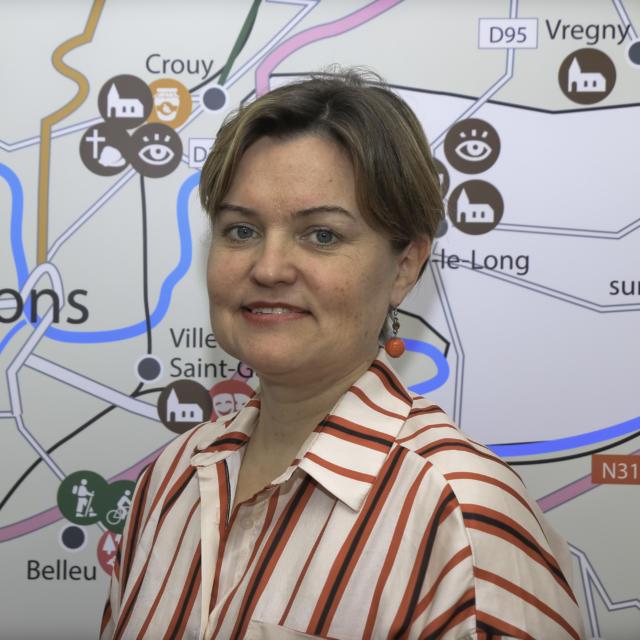 Marie-Christine Boinet < Portrait équipe < Office de Tourisme