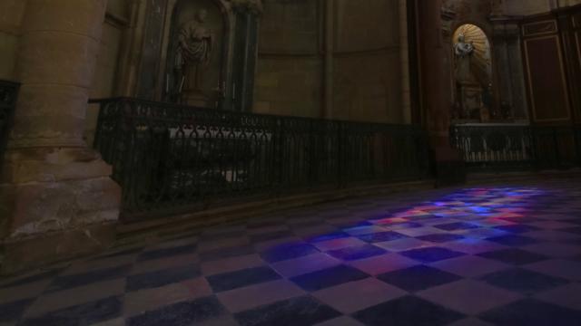 Vitraux < Cathédrale Saint-Gervais Saint-Protais