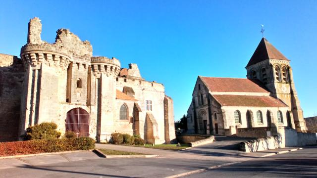 Château < Berzy-le-Sec