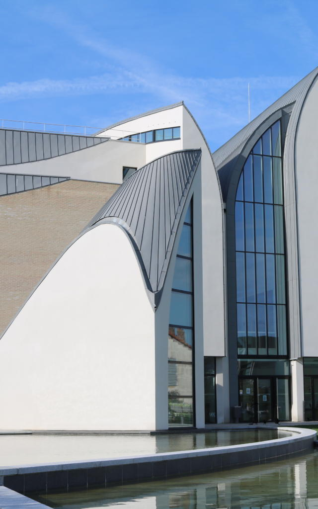 Cité de la Musique et de la Danse < Soissons